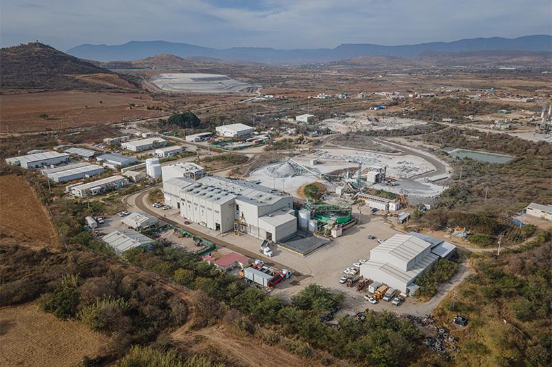 La Semarnat niega permiso de ampliación a minera en Oaxaca